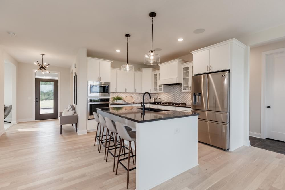 Kitchen featured in the Sutherland By Creative Homes in Minneapolis-St. Paul, WI