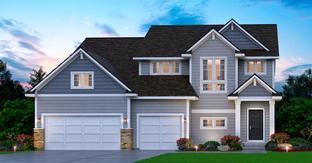 Clifton - Legacy at Northstar: Lake Elmo, Minnesota - Creative Homes