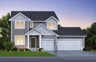 Kendall - Oakwood Ponds: Blaine, Minnesota - Creative Homes