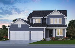 Sutherland - Oakwood Ponds: Blaine, Minnesota - Creative Homes
