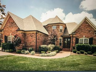 Savannah by Creekside Homes LLC in Nashville Tennessee