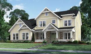 The Aurora - Hollins Grove: Huntersville, North Carolina - Fielding Homes