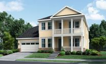 Linden by Fielding Homes in Raleigh-Durham-Chapel Hill North Carolina