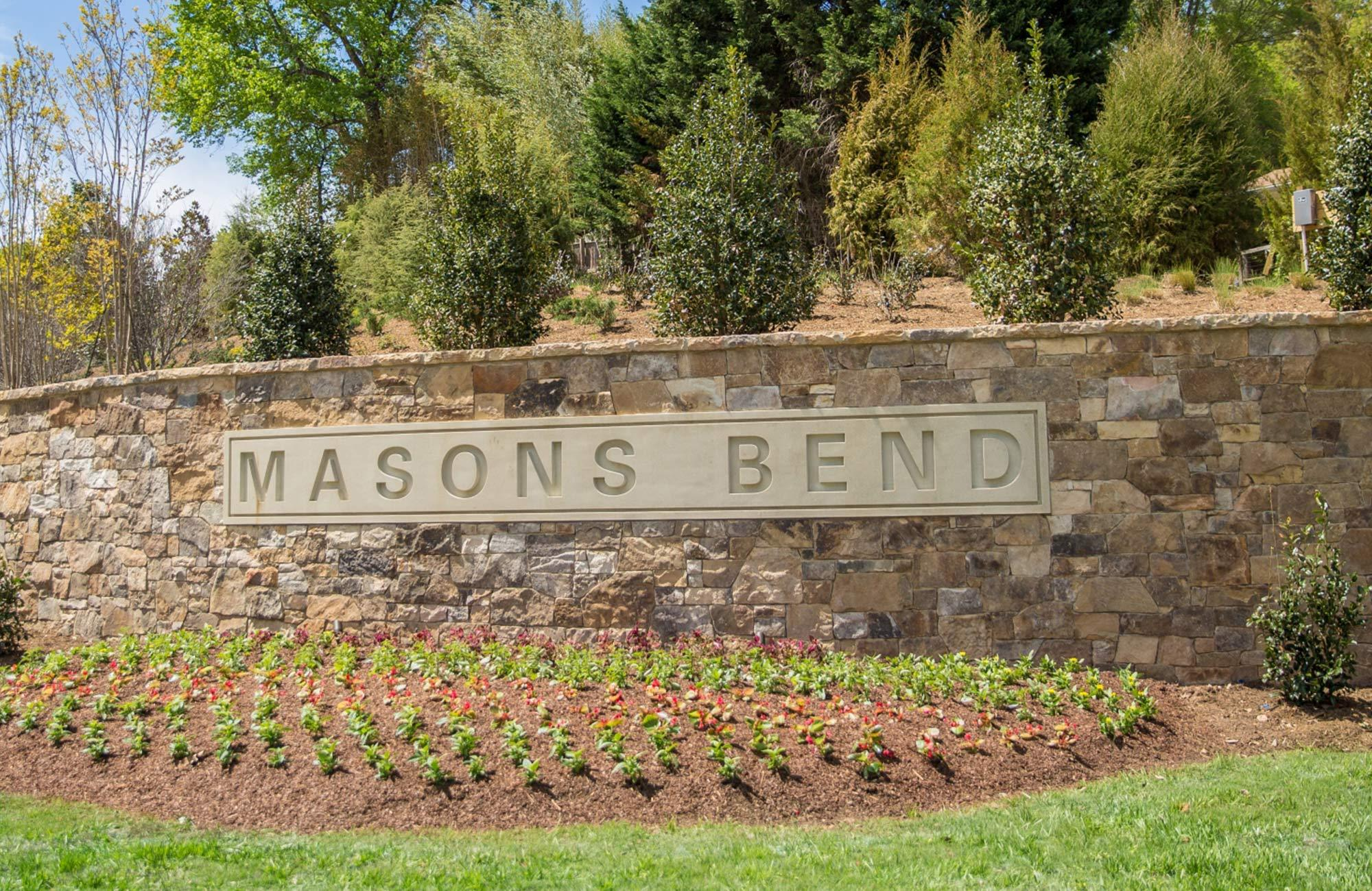 'Masons Bend' by Fielding Homes - Charlotte Metro Area in Charlotte