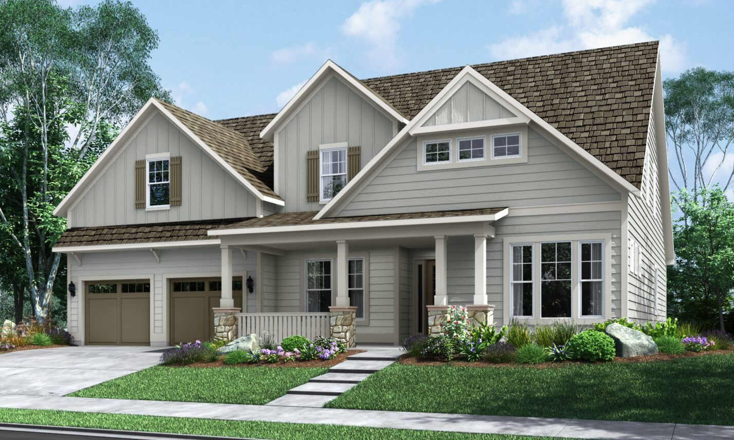 Exterior featured in The Artisan By Fielding Homes in Raleigh-Durham-Chapel Hill, NC