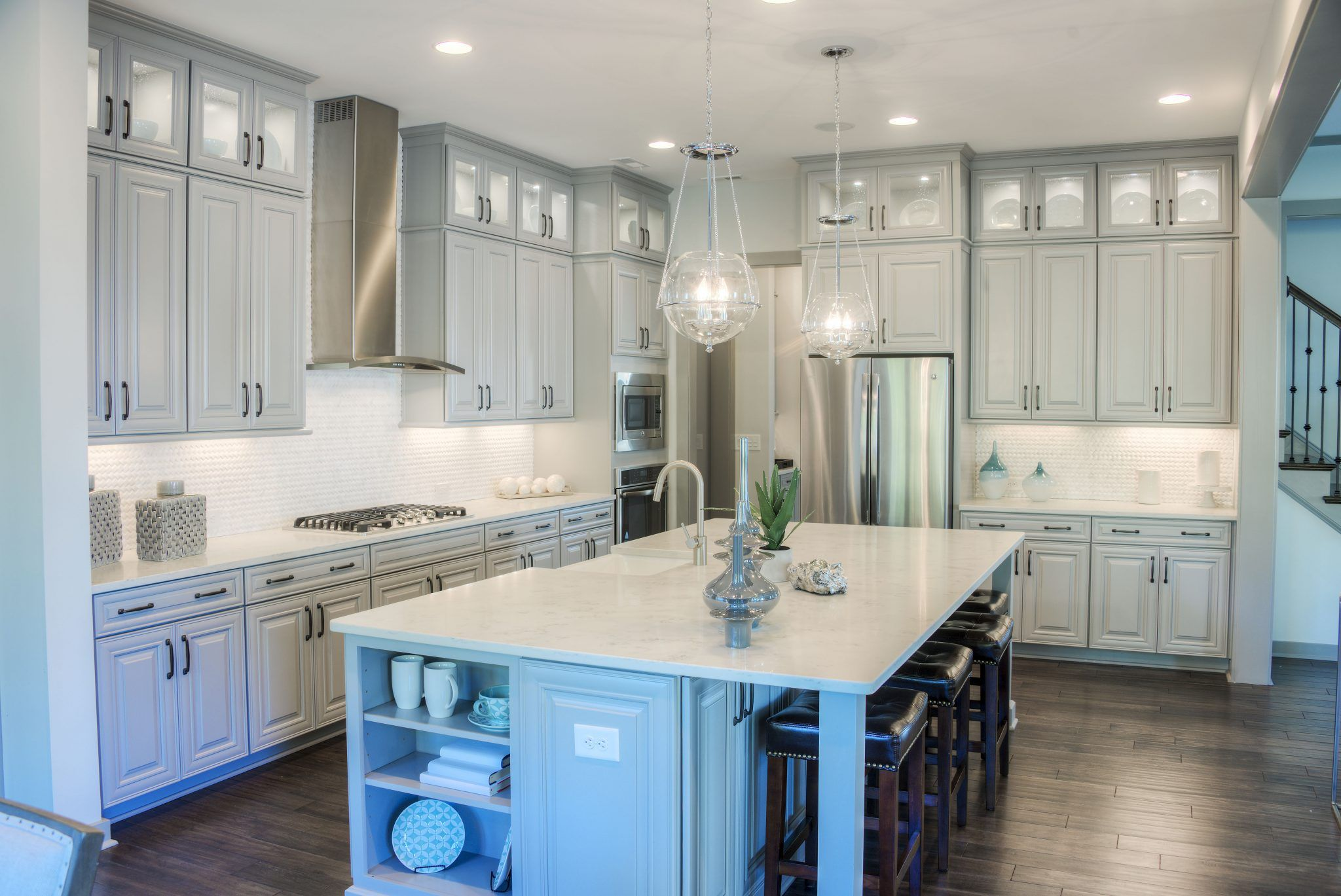 Kitchen featured in The Harmony at Masons Bend By Fielding Homes in Charlotte, SC