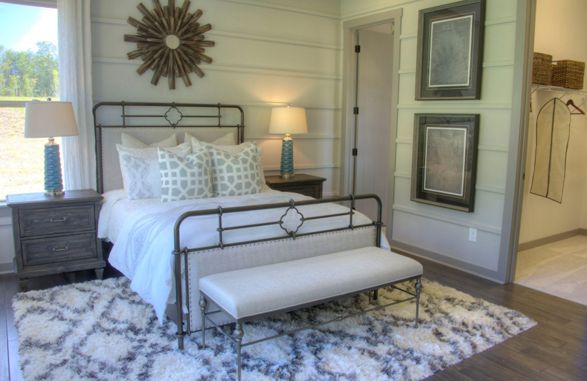 Bedroom featured in The Harmony at Masons Bend By Fielding Homes in Charlotte, SC