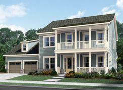 The Hopewell - Trinity Creek: Holly Springs, North Carolina - Fielding Homes