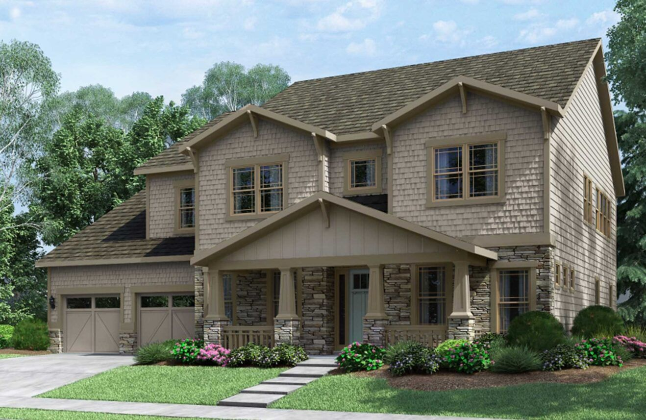 Exterior featured in The Ventura By Fielding Homes in Raleigh-Durham-Chapel Hill, NC