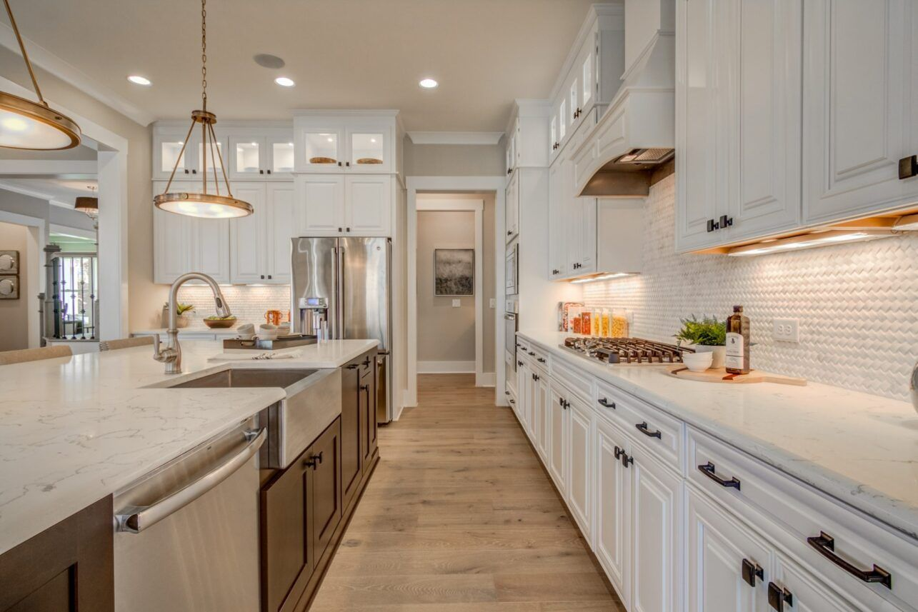 Kitchen-in-The Harmony at Forest Ridge-at-Forest Ridge-in-Hillsborough