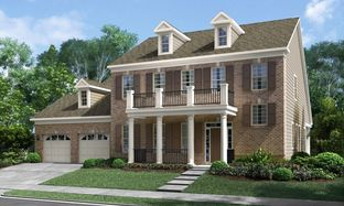 The Forester - Trinity Creek: Holly Springs, North Carolina - Fielding Homes