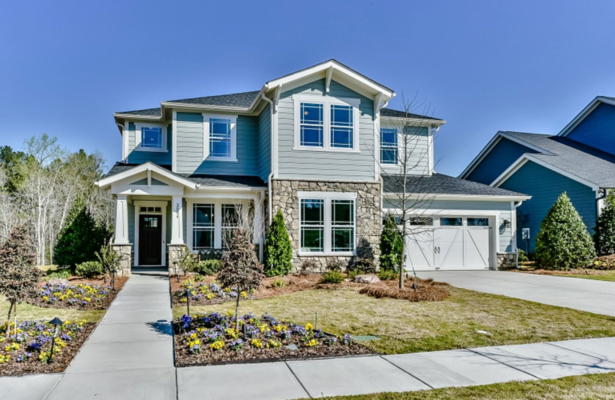 'Paddlers Cove' by Fielding Homes - Charlotte Metro Area in Charlotte