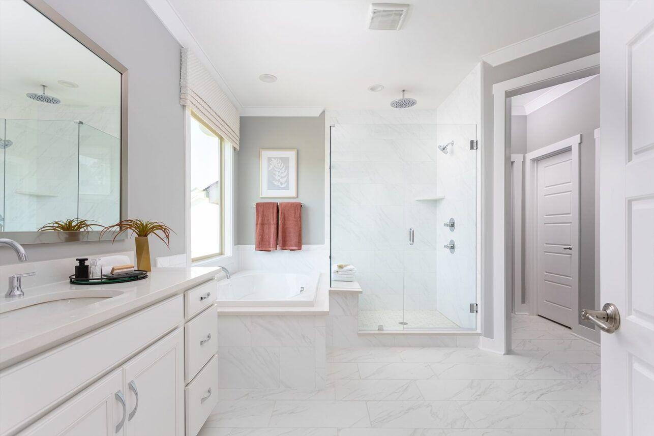 Bathroom featured in The Fieldcrest By Fielding Homes in Charlotte, NC