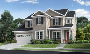 The Aura - Trinity Creek: Holly Springs, North Carolina - Fielding Homes