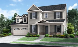 The Cadence - Trinity Creek: Holly Springs, North Carolina - Fielding Homes