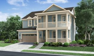 The Laurel - Linden: Apex, North Carolina - Fielding Homes