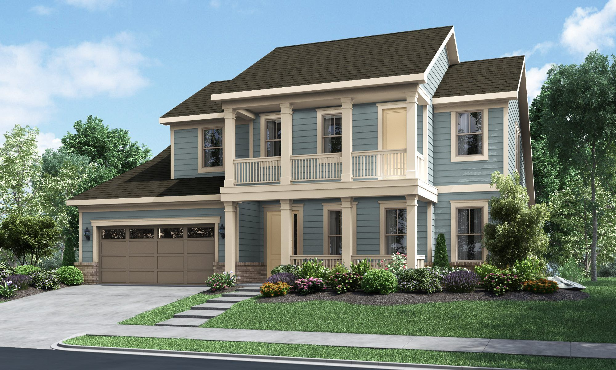 Exterior featured in The Reverie By Fielding Homes in Raleigh-Durham-Chapel Hill, NC