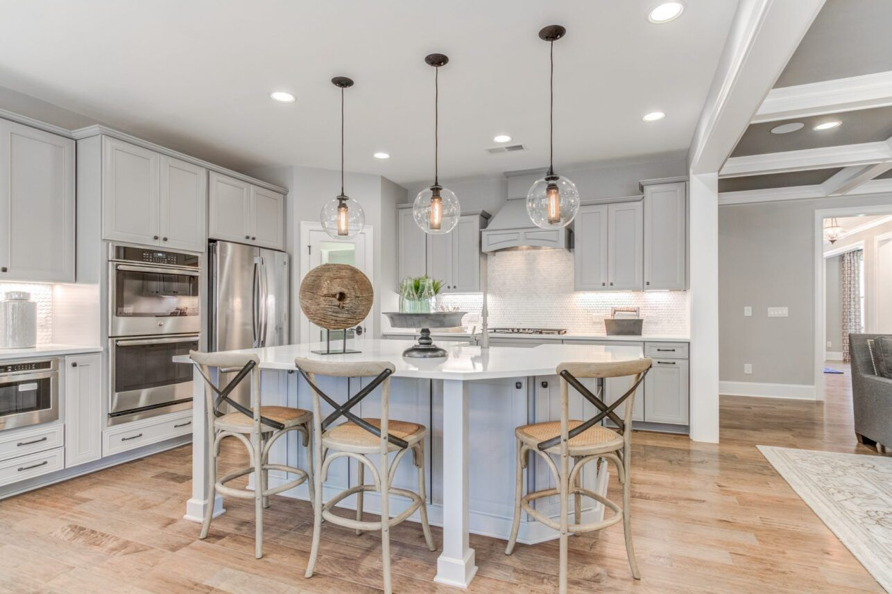 Kitchen featured in The Reverie By Fielding Homes in Raleigh-Durham-Chapel Hill, NC