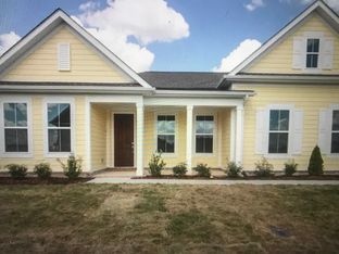Lincoln Park by Crescent Homes in Greenville-Spartanburg South Carolina