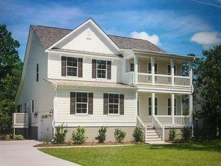 Oak Bluff by Crescent Homes in Charleston South Carolina
