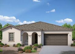 Brookside - Hastings Farms-Creekside Series: Queen Creek, Arizona - Cresleigh Homes Arizona, Inc.