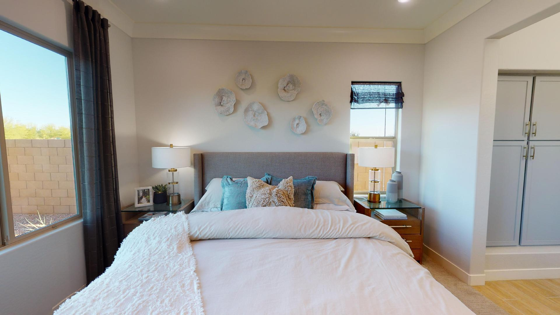 Bedroom featured in the Brookside By Cresleigh Homes Arizona, Inc. in Phoenix-Mesa, AZ