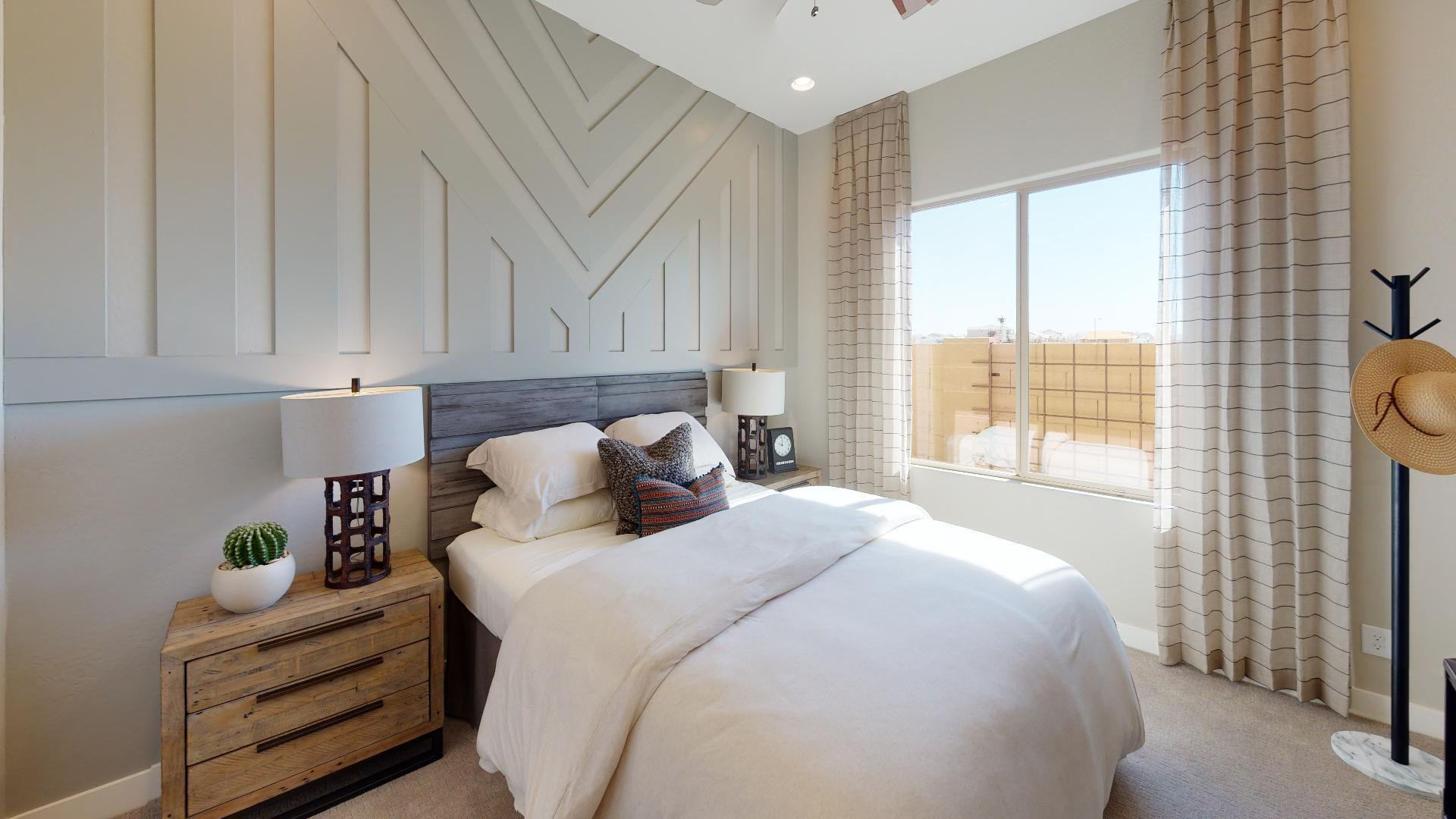 Bedroom featured in the San Tan - Plan 2 By Cresleigh Homes Arizona, Inc. in Phoenix-Mesa, AZ