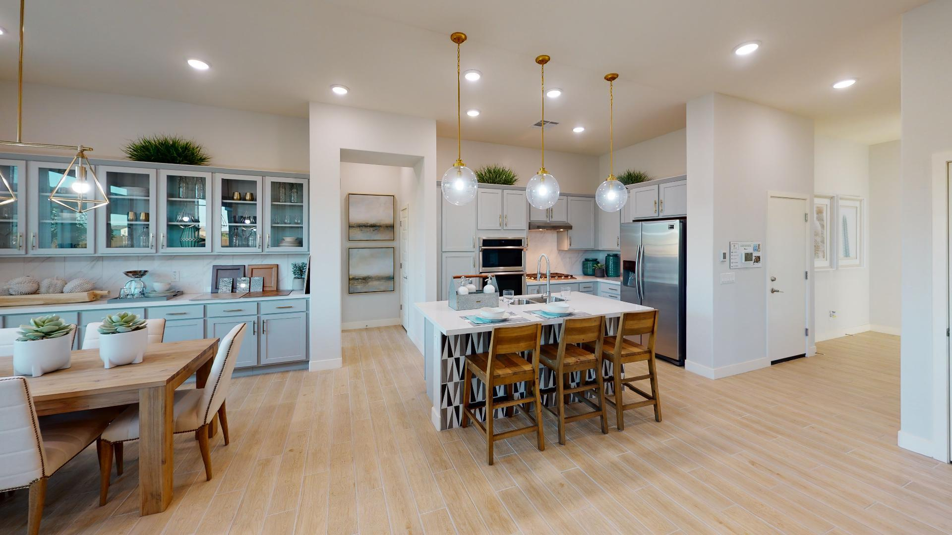 Kitchen featured in the Brookside By Cresleigh Homes Arizona, Inc. in Phoenix-Mesa, AZ