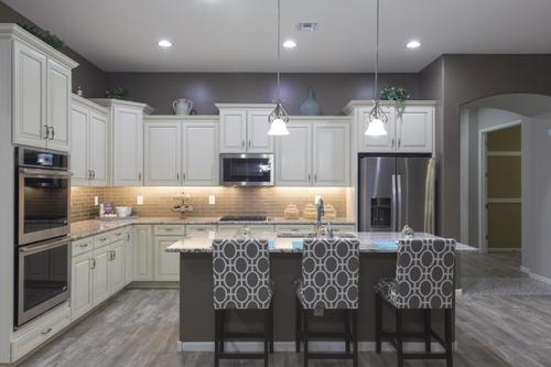 Kitchen-in-Denali-at-Hastings Farms-in-Queen Creek