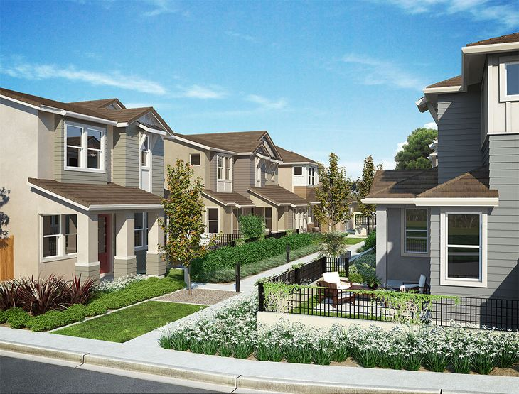 Paseo:Brand new homes in Rocklin, CA