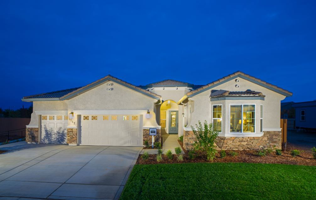 Beazer Homes Floor Plans 2005: Search Plumas Lake New Homes, Find New Construction In