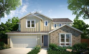 Residence 3 - Brighton Station at Cresleigh Ranch: Rancho Cordova, California - Cresleigh Homes