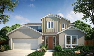 Residence 4 - Brighton Station at Cresleigh Ranch: Rancho Cordova, California - Cresleigh Homes