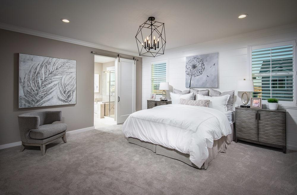 Bedroom featured in the Residence 3 By Cresleigh Homes in Sacramento, CA