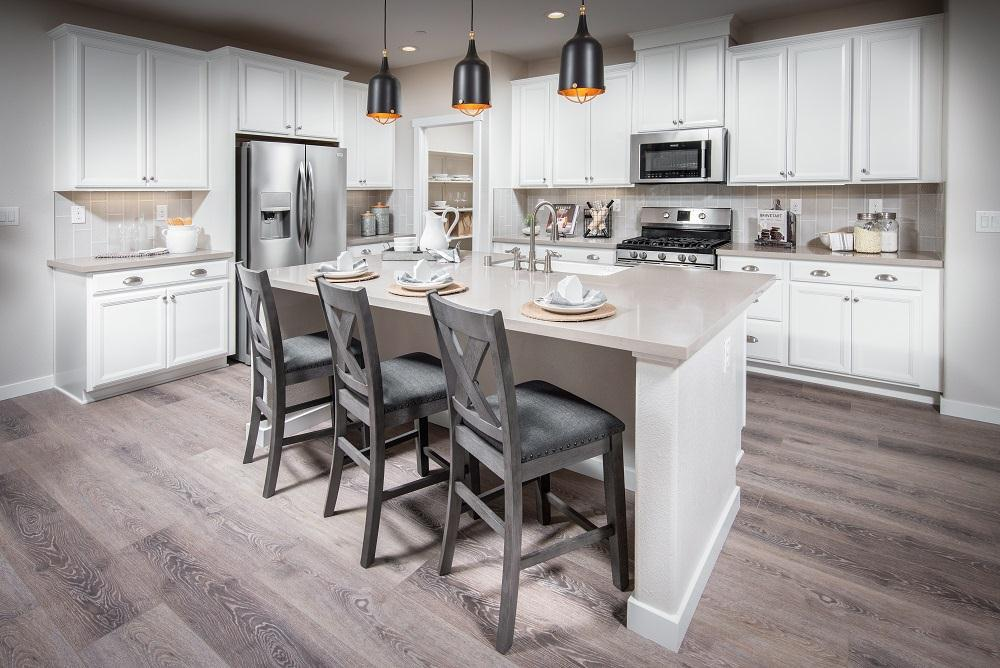 Kitchen featured in the Residence 3 By Cresleigh Homes in Sacramento, CA