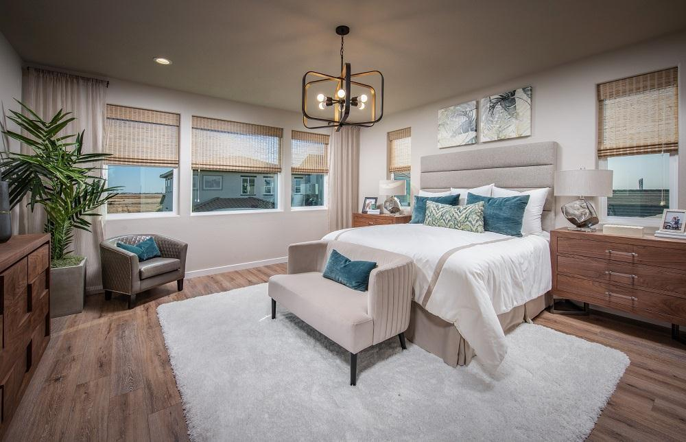 Bedroom featured in the Residence 4 By Cresleigh Homes in Sacramento, CA