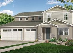 R_Residence 4 - Cresleigh Plumas Ranch: Plumas Lake, California - Cresleigh Homes