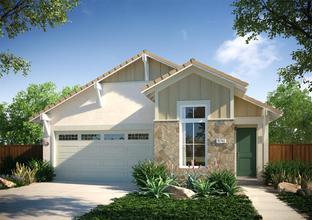 Residence 1 - Mills Station at Cresleigh Ranch: Rancho Cordova, California - Cresleigh Homes