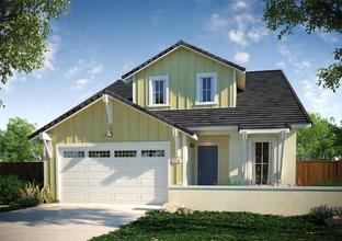 Residence 2 - Mills Station at Cresleigh Ranch: Rancho Cordova, California - Cresleigh Homes