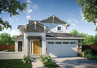 Residence 3 - Mills Station at Cresleigh Ranch: Rancho Cordova, California - Cresleigh Homes