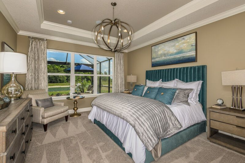 Bedroom featured in The Abaco by Taylor Morrison By Crown Community Development