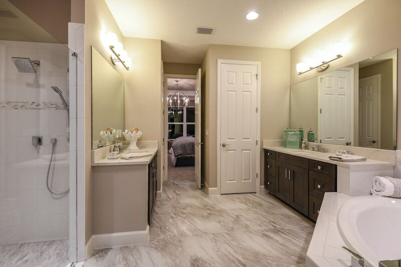 Bathroom featured in the Abaco by Taylor Morrison By Crown Community Development