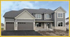 3618 Wetlands Drive Elgin IL 60124 (The Graham by Overstreet Builders)