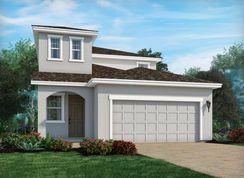 Willow - Meritage Homes - WaterGrass: Wesley Chapel, Florida - Crown Community Development