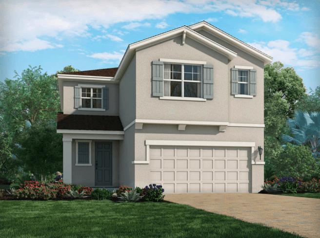 7483 Ashcroft Drive (THE ASPEN - Meritage Homes)