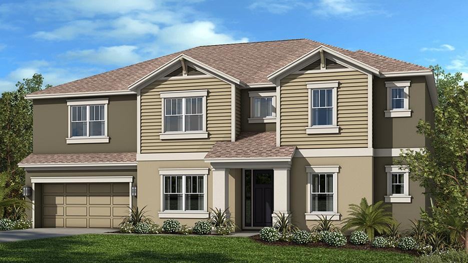 Exterior featured in the Bimini - Taylor Morrison By Crown Community Development