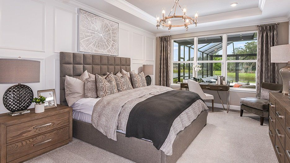 Bedroom featured in the Bimini - Taylor Morrison By Crown Community Development