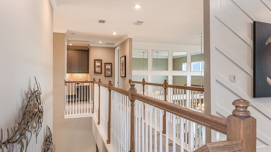 Living Area featured in the Bimini - Taylor Morrison By Crown Community Development