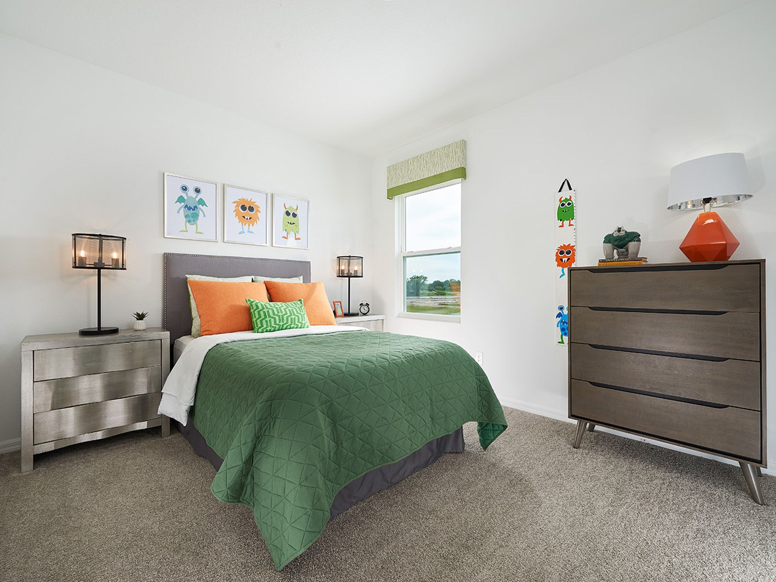 Bedroom featured in the Juniper- Meritage Homes By Crown Community Development