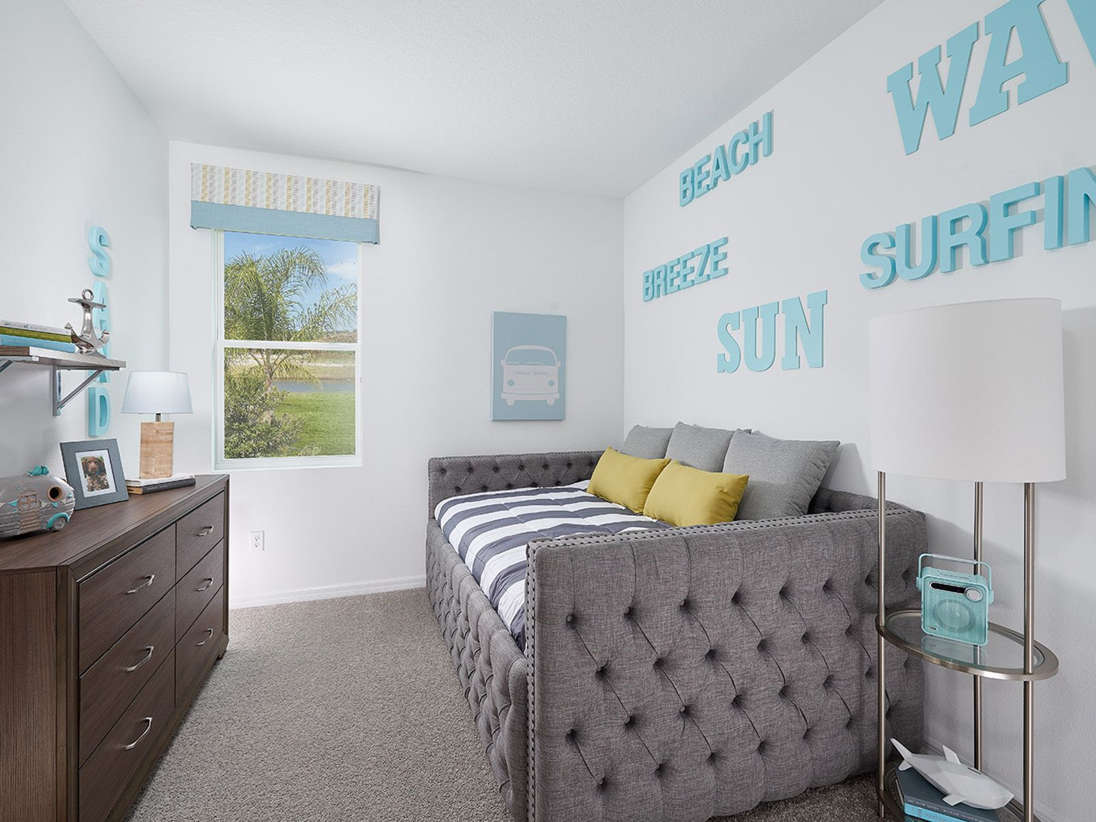 Bedroom featured in the Poinciana - Meritage Homes  By Crown Community Development